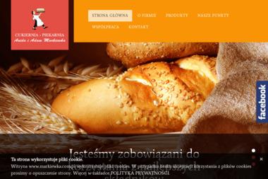 Cukiernia Piekarnia Anida i Adam Markiewka - Cukiernia Racibórz