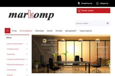 MARKOMP - Serwis sprzętu biurowego Koszalin