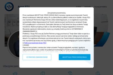 PZU Ubezpieczenia Gryfice - Agent Marcin Grzybowski - Ubezpieczenia Gryfice