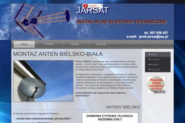 Montaż anten Jarosław Wróblewski - Montaż anten Bielsko-Biała