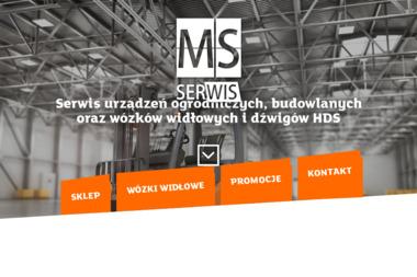 MS SERWIS - Wózki widłowe Cekanowo