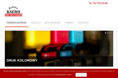Nasze KSERO - Skanowanie Dokumentów Legnica