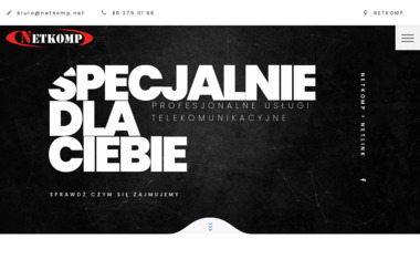NETKOMP - Internet Wysokie Mazowieckie