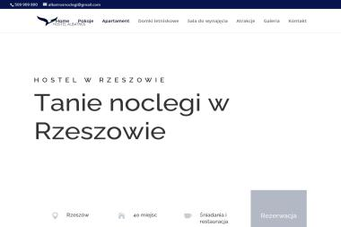Hostel Albatros - Noclegi Rzeszów