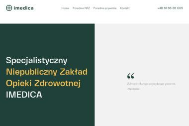 IMEDICA - Alergolog Poznań