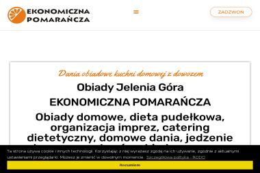 Ekonomiczna Pomarańcza - Catering Dla Firm Jelenia Góra