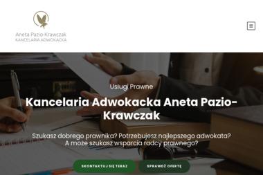 Aneta Pazio-Krawczak Kancelaria Adwokacka - Kancelaria Adwokacka Wołomin