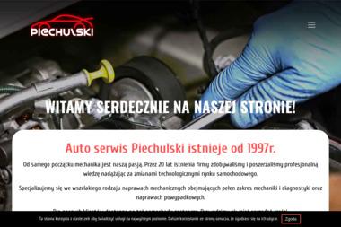 Okręgowa Stacja Kontroli Pojazdów Piechulski - Przeglądy i diagnostyka pojazdów Wałbrzych