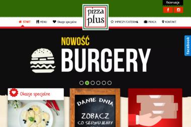 Pizza Plus - Firma Gastronomiczna Zabrze