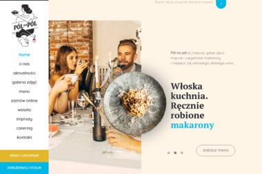 """Restauracja """"Pół na pół"""" - Catering Dietetyczny Tarnów"""