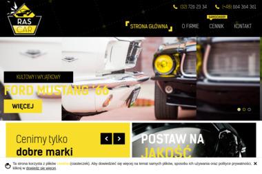 Rascar - Wypożyczalnia samochodów Żory