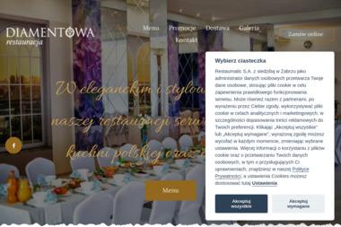 Restauracja Diamentowa - Gastronomia Ostrołęka