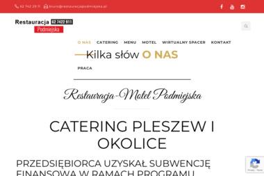 Restauracja Podmiejska - Catering Na Komunię Piekarzew