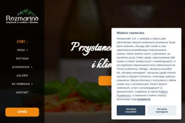 ROZMARINO - Catering świąteczny Suwałki