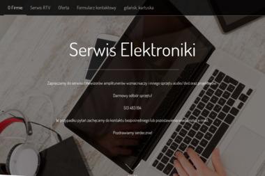 RTV Serwis Gdańsk - Naprawa RTV Gdańsk