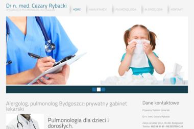 Prywatny Gabinet Lekarski  Dr n. med. Cezary Rybacki - Alergolog Bydgoszcz