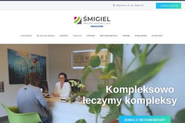 Śmigiel Implant Master Clinic - Stomatolog Katowice