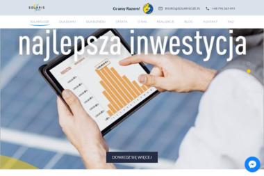Solaris Oze - Montaż Kolektorów Słonecznych Kielce