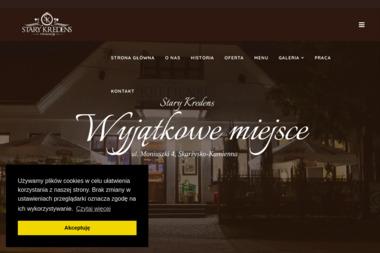 Restauracja Stary Kredens - Firma Gastronomiczna Skarżysko-Kamienna