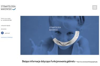 Stomatologia Makowski - Dentysta Mysłowice