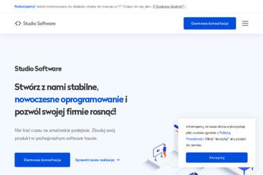 Studio Software - Oprogramowanie Wrocław