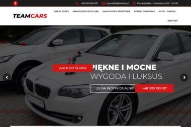 Team Cars - Wypożyczalnia samochodów Brzesko