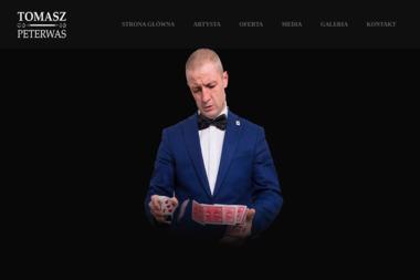 ILUZJONISTA TOMASZ PETERWAS - Iluzjoniści Jelenia Góra
