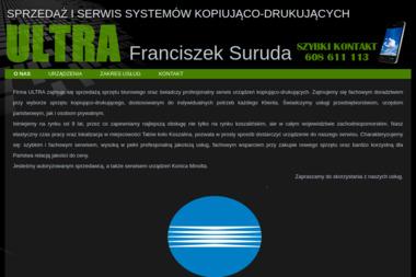 ULTRA - Serwis sprzętu biurowego Biesiekierz