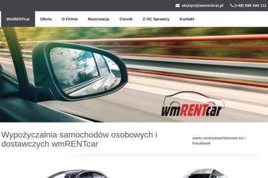 wmRENTcar - Wypożyczalnia samochodów Olsztyn