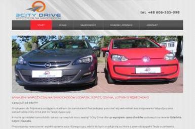 3City Drive - Wypożyczalnia samochodów Gdynia