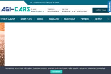 AGI-CARS wynajem aut - Wypożyczalnia samochodów Świętochłowice