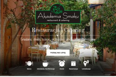 AKADEMIA SMAKU - Gastronomia Ostrołęka