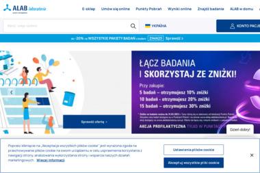 ALAB LABORATORIA SP Z O O - Laboratoria, analizy Warszawa