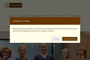 Alergo-Med Sp. z o.o Specjalistyczna Przychodnia Lekarska - Alergolog Poznań