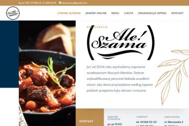 Ale! Szama - Usługi Cateringowe Kielce
