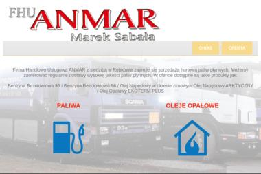 ANMAR - Sprzedaż Opału Rębków