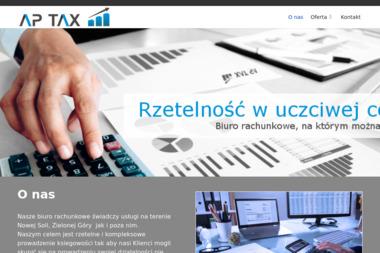 AP-TAX Anita Pilarz - Obsługa prawna firm Otyń