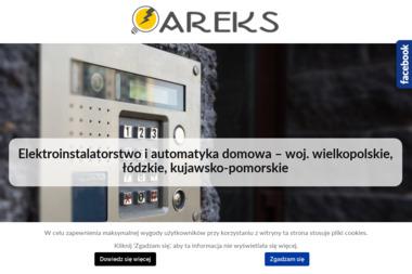 Przedsiębiorstwo Handlowo Usługowe AREks - Montaż Systemów Alarmowych Władysławów