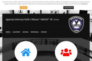 """Agencja Ochrony Osób i Mienia """"ARGOS"""" - Porady Prawne Wolbrom"""