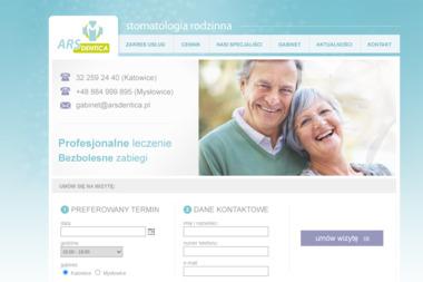 ARS dentica - Usługi Stomatologiczne Katowice