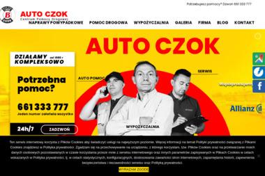AutoCzok - Wypożyczalnia samochodów Kępa
