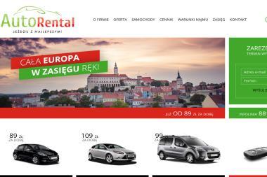 Auto-Rental - Wypożyczalnia samochodów Tarnów