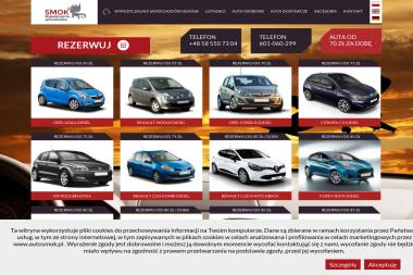 PHU SMOK - Wypożyczalnia samochodów Sopot