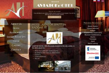 Aviator Hotel - Branża Gastronomiczna Radom