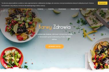 Barwy Zdrowia - Catering Tarnów