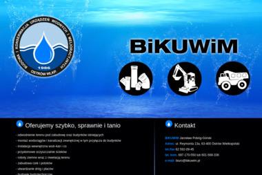 BiKUWiM - Instalacje sanitarne Ostrów Wielkopolski