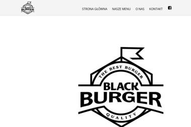 Black Burger - Lokale gastronomiczne Łódź