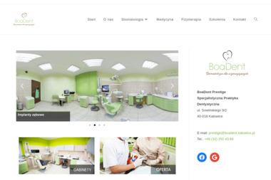 Specjalistyczna Praktyka Dentystyczna - Stomatolog Katowice