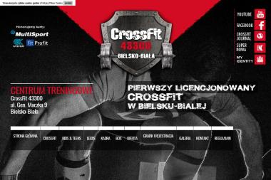 CrossFit 43300 - Trener personalny Bielsko-Biała