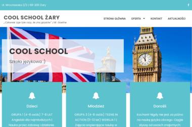 Szkoła Języka Angielskiego Cool School - Nauczyciele angielskiego Żary